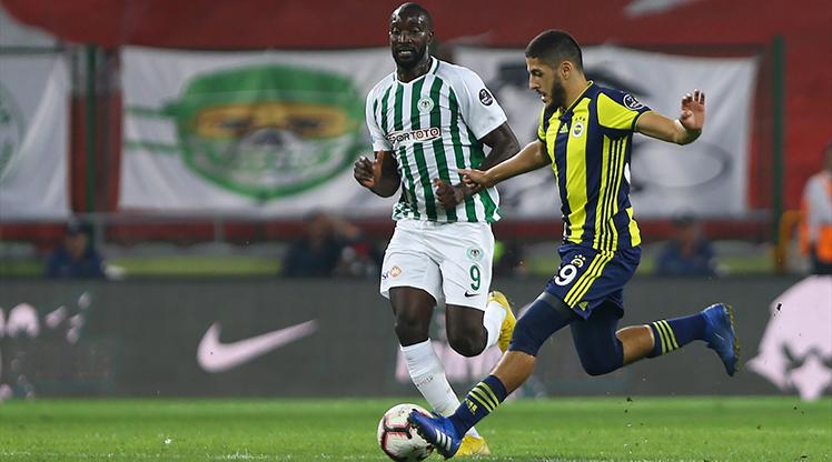 Atiker Konyaspor Fenerbahçe maç özeti
