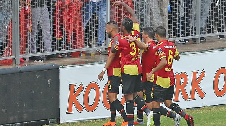 Göztepe Atiker Konyaspor maç özeti