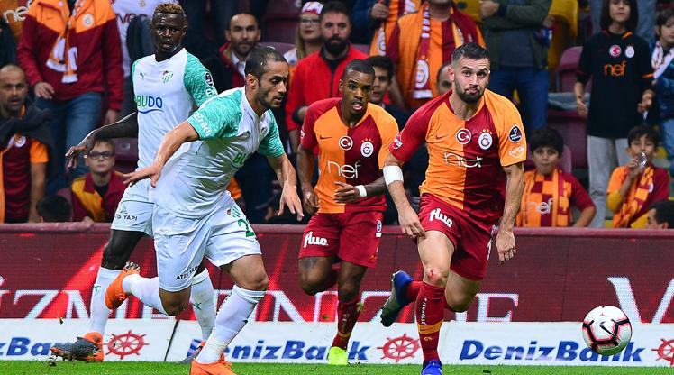 Galatasaray Bursaspor maç özeti