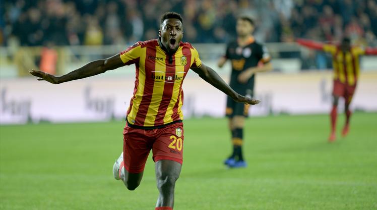 Evkur Yeni Malatyaspor Galatasaray maç özeti