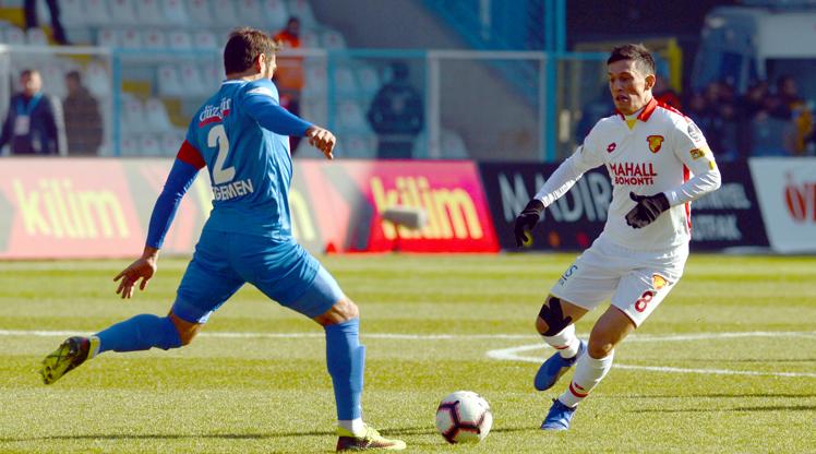 BŞB Erzurumspor Göztepe maç özeti