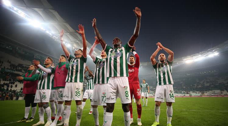 Bursaspor BŞB Erzurumspor maç özeti