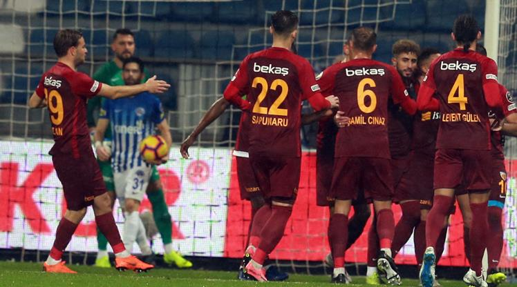 Kasımpaşa İstikbal Mobilya Kayserispor maç özeti