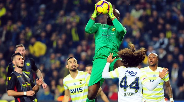 Fenerbahçe Evkur Yeni Malatyaspor maç özeti