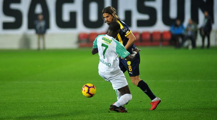 MKE Ankaragücü Bursaspor maç özeti