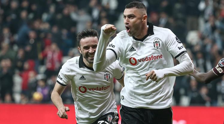 Beşiktaş Göztepe maç özeti
