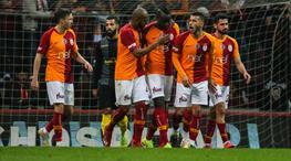 Galatasaray Evkur Yeni Malatyaspor maç özeti