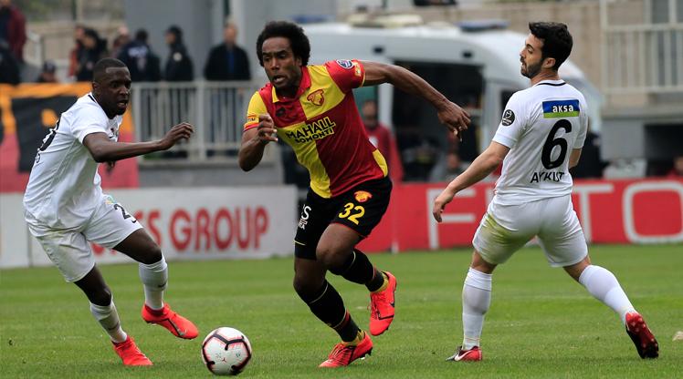 Göztepe Akhisarspor maç özeti