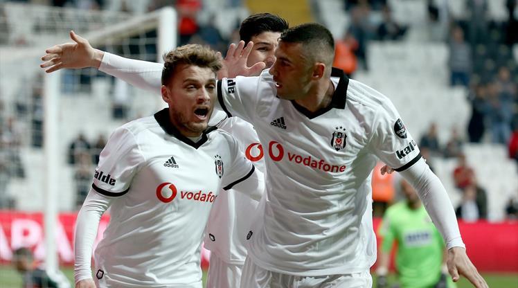 Beşiktaş Aytemiz Alanyaspor maç özeti