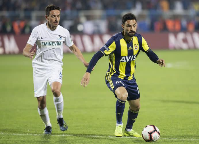 BŞB Erzurumspor Fenerbahçe maç özeti