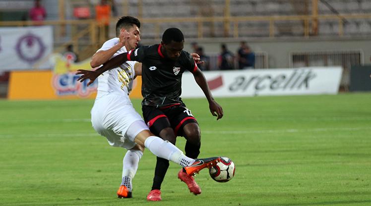 Boluspor Osmanlıspor FK maç özeti