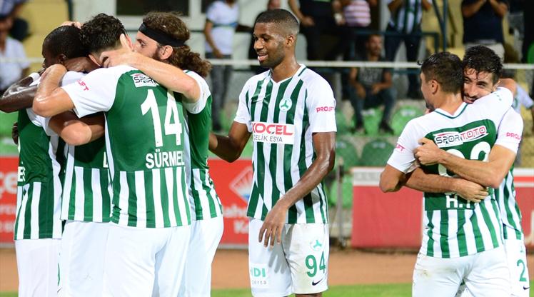 Giresunspor Tetiş Yapı Elazığspor maç özeti