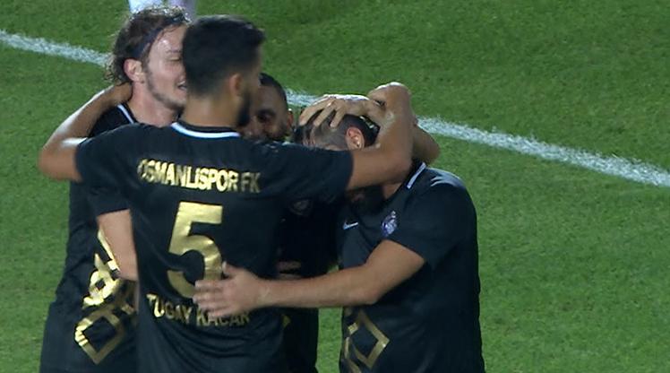Balıkesirspor Baltok Osmanlıspor FK maç özeti