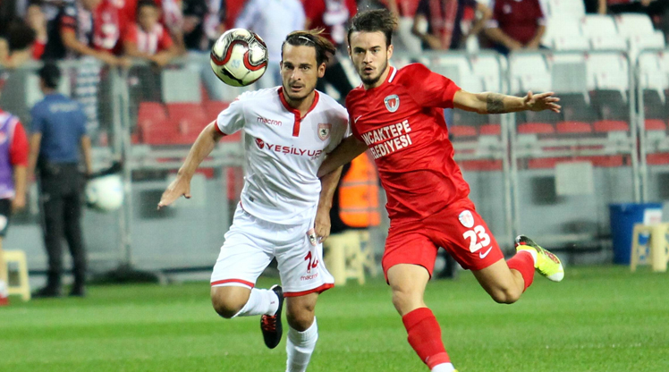 Gazişehir Gaziantep FK Altınordu maç özeti