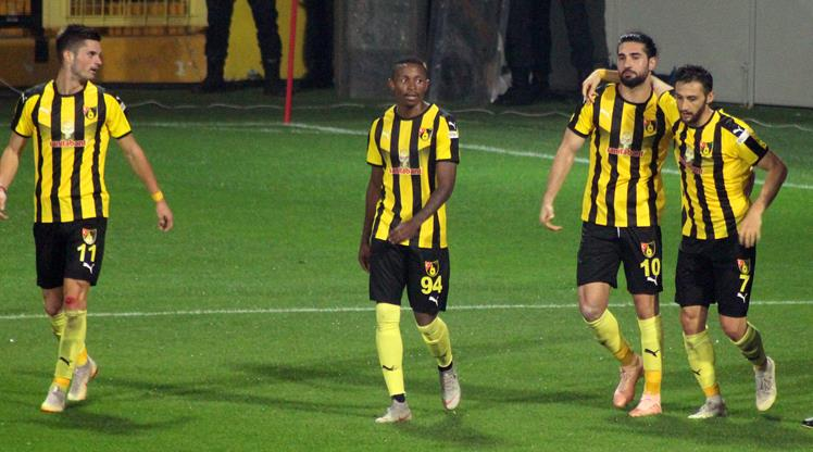 İstanbulspor Giresunspor maç özeti