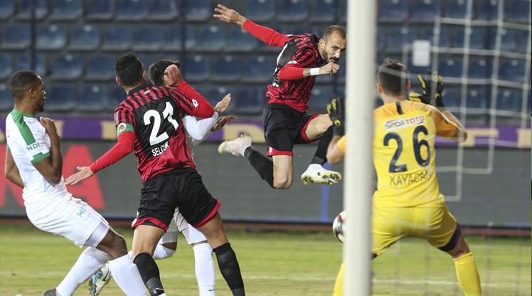 Gençlerbirliği Giresunspor maç özeti