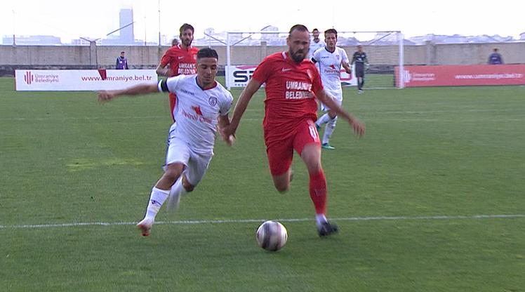 Ümraniyespor Altınordu maç özeti