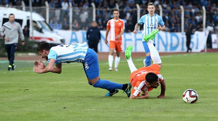 Adana Demirspor Adanaspor maç özeti