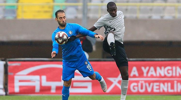 Altay Osmanlıspor FK maç özeti