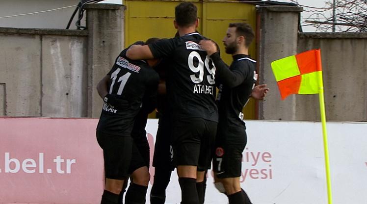 Ümraniyespor Afjet Afyonspor maç özeti