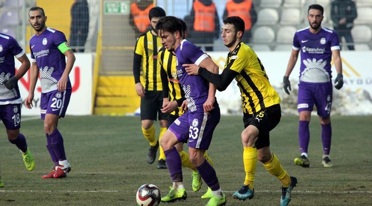 Afjet Afyonspor İstanbulspor maç özeti