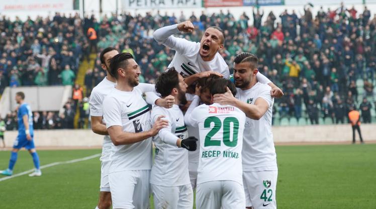 Abalı Denizlispor Adana Demirspor maç özeti