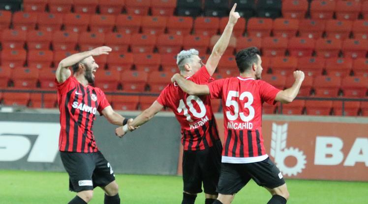 Gazişehir Gaziantep FK Hatayspor maç özeti