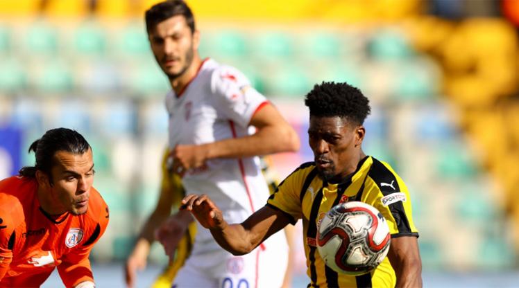 İstanbulspor Altınordu maç özeti