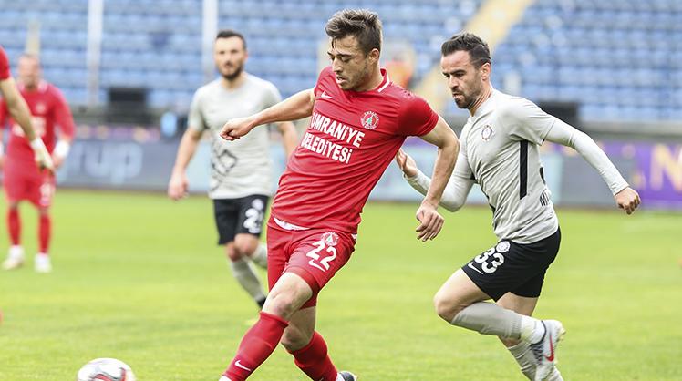 Osmanlıspor FK Ümraniyespor maç özeti