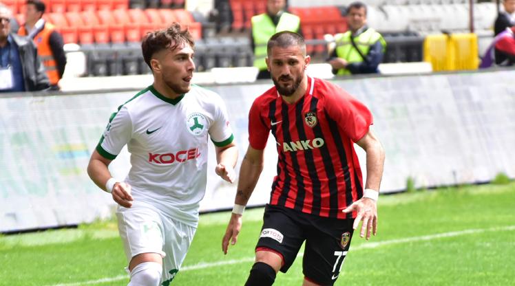 Gazişehir Gaziantep FK Giresunspor maç özeti