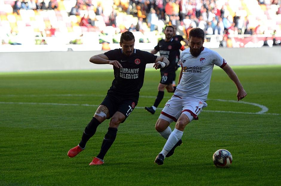 Birevim Elazığspor Ümraniyespor maç özeti