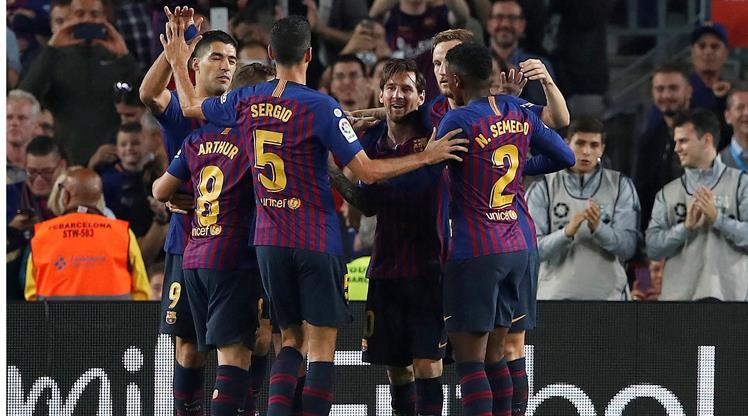 Barcelona Sevilla maç özeti