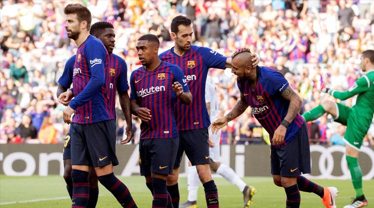 Barcelona Getafe maç özeti