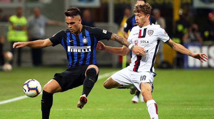 Inter Cagliari maç özeti