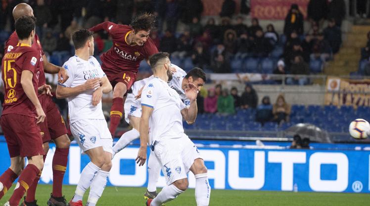 Roma Empoli maç özeti