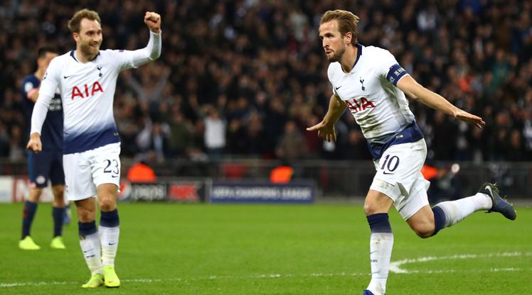 Tottenham Hotspur PSV Eindhoven maç özeti