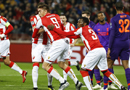 Kızıl Yıldız Liverpool maç özeti