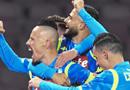 Napoli Kızıl Yıldız maç özeti