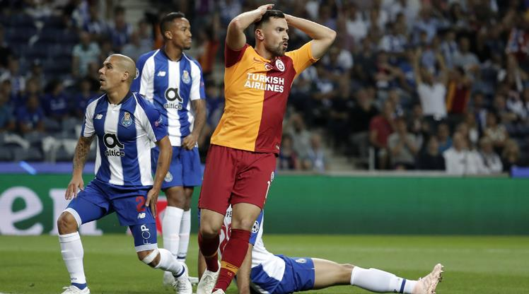 Porto Galatasaray maç özeti