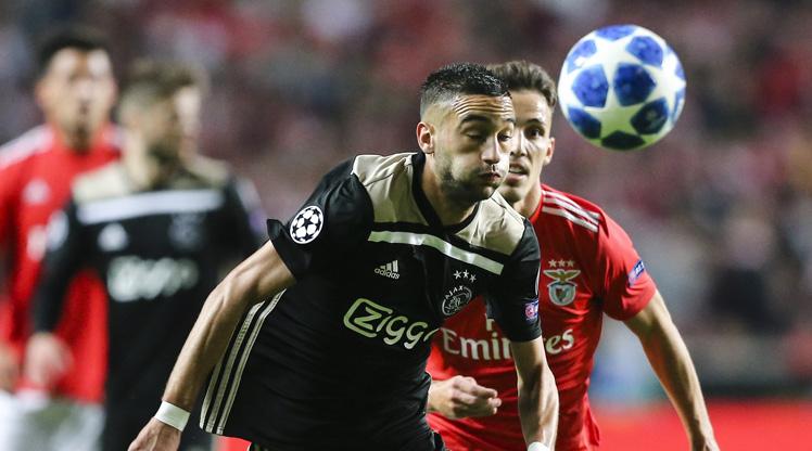 Benfica Ajax maç özeti