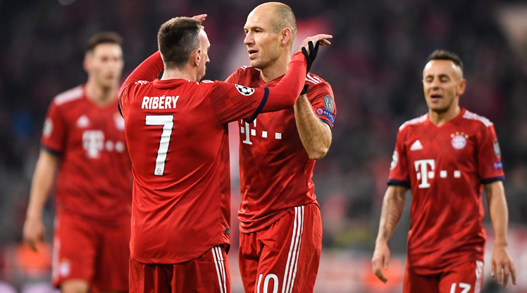 Bayern Münih Benfica maç özeti