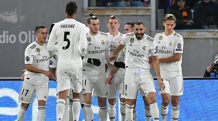 Roma Real Madrid maç özeti