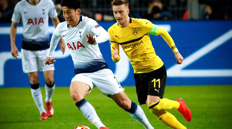 Borussia Dortmund Tottenham Hotspur maç özeti
