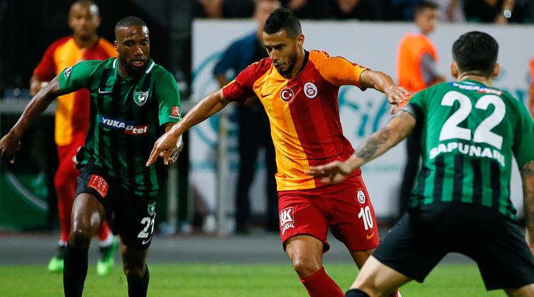 Yukatel Denizlispor Galatasaray maç özeti