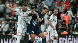 Beşiktaş Çaykur Rizespor maç özeti