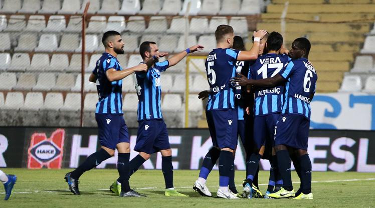 Adana Demirspor Balıkesirspor maç özeti