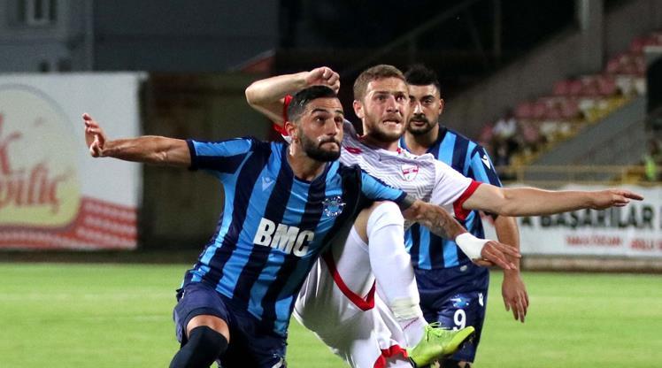 Boluspor Adana Demirspor maç özeti