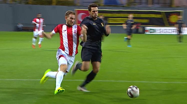 İstanbulspor Balıkesirspor maç özeti