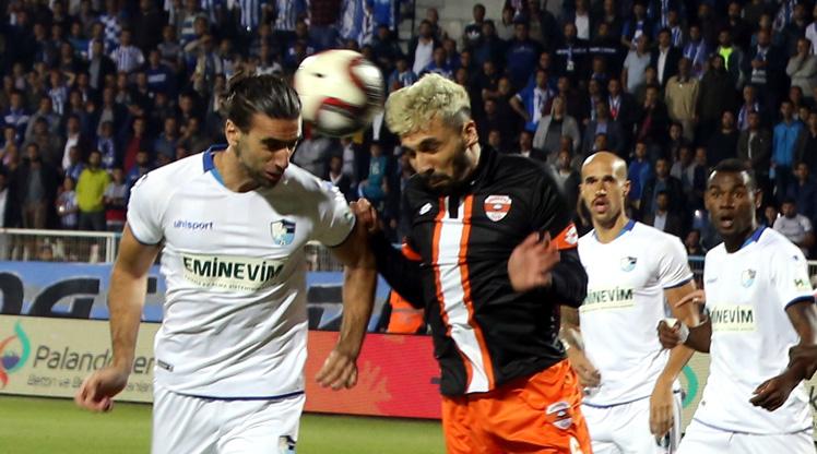 BŞB Erzurumspor Adanaspor maç özeti