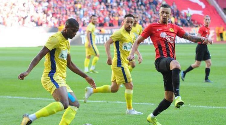 Eskişehirspor Ekol Göz Menemenspor maç özeti